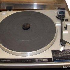 Radios antiguas: PLATO TOCADISCOS PIONEER PL-110Z. Lote 195947537