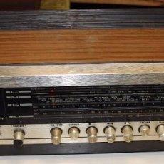 Radios antiguas: ANTIGUO RECEPTOR DE RADIO GRUNDIG TYPE RTV 380 ALLTRANSISTOR. Lote 195947562