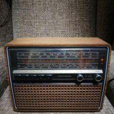 Radios antiguas: RADIO GRUNDIG RF-440 AÑO 1976 APROX EXCELENTE ESTADO. Lote 196243166
