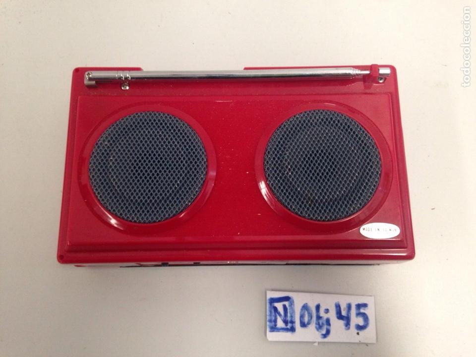 Radios antiguas: Radio casete - Foto 2 - 196280080