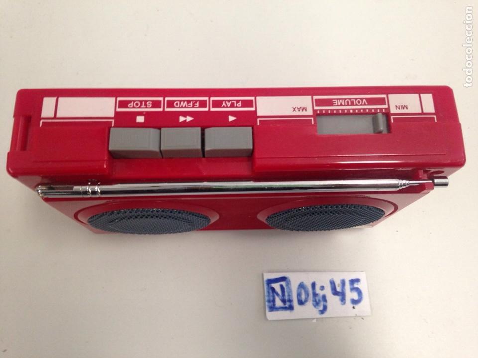 Radios antiguas: Radio casete - Foto 3 - 196280080