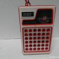Radios antiguas: 268-RADIO TRANSISTOR EEI 171B. Lote 196307870