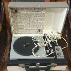 Radios antiguas: PICK-UPS AÑOS 60 70 FUNCIONANDO MARCA STIBERT. Lote 197077646