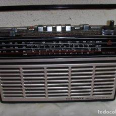 Radios antiguas: RADIO TELEFUNKEN PARTNER UNIVERSAL 501. Lote 197163946