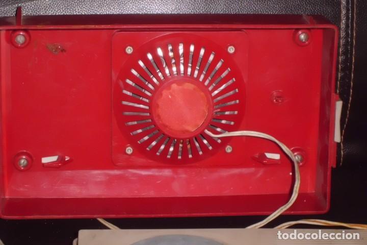 Radios antiguas: TOCADISCOS PHILIPS MINIATURA, AÑOS 50 - Foto 5 - 197191951