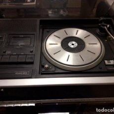 Radios antiguas: TOCADISCOS SUPER ESTÉREO GRUNDIG - MODELO DUAL 1235 - HIFI - RADIO CASSETTE - FUNCIONA. Lote 197400930