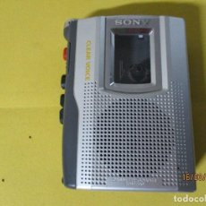 Radios antiguas: GRABADORA SONY TCM 150 CASSETTE - CORDER TCM 150 FUNCIONANDO. Lote 197424293