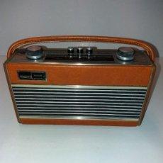 Radios antiguas: PRECIOSO RADIO TRANSISTOR RAMBLER VINTAGE AÑOS 60'S. Lote 197712640