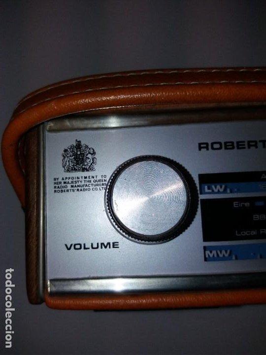 Radios antiguas: PRECIOSO RADIO TRANSISTOR RAMBLER VINTAGE AÑOS 60s - Foto 4 - 197712640