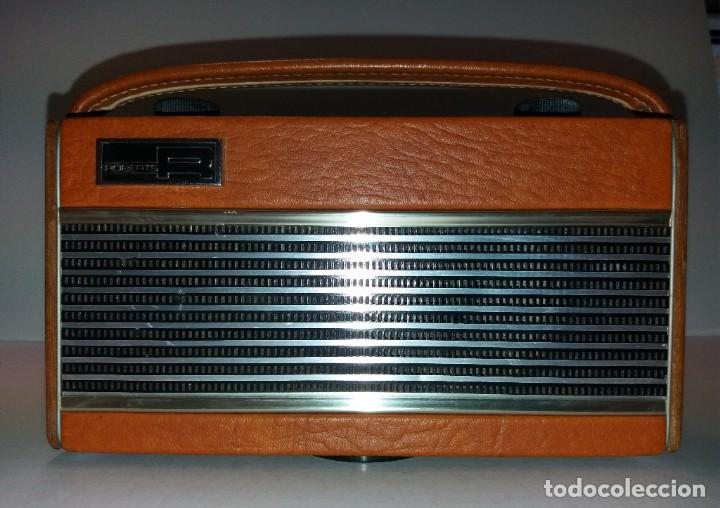 Radios antiguas: PRECIOSO RADIO TRANSISTOR RAMBLER VINTAGE AÑOS 60s - Foto 9 - 197712640