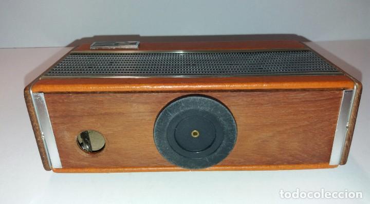 Radios antiguas: PRECIOSO RADIO TRANSISTOR RAMBLER VINTAGE AÑOS 60s - Foto 12 - 197712640