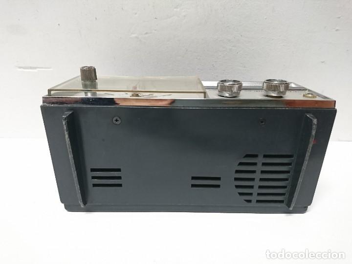 Radios antiguas: Radio Reloj Candle Solid State - Foto 4 - 197920877