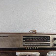 Radios antiguas: RADIO TELEFUNKEN GAVOTTE 1691 EN MADERA. FUNCIONA BIEN.. Lote 198032828