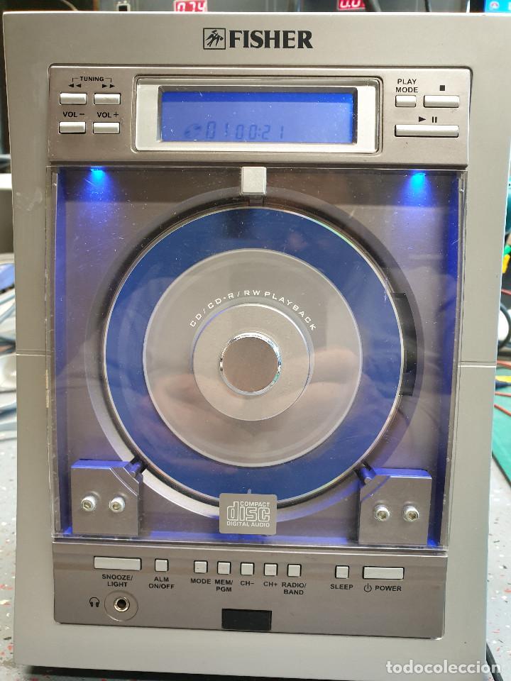 EQUIPO FHISER SLIM1400 (Radios, Gramófonos, Grabadoras y Otros - Transistores, Pick-ups y Otros)