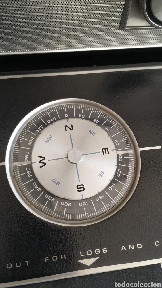 Radios antiguas: Radio Zenith trans oceanic RD7000. TOP!! - Foto 12 - 195642196