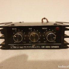 Radios antiguas: AMPLIFICADOR PARA AUTORRADO DE COCHE. Lote 198638180