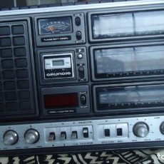 Radios antiguas: RADIO GRUNDIG SATELLITE 3000. Lote 198775490