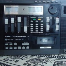 Radios antiguas: RADIO GRUNDIG SATELLITE RECORDER 4000. Lote 198776773