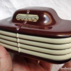 Radios antiguas: RADIO IBERIA 4153 - ESPAÑA - 1944 - COLECCIÓN RADIOS DE ANTAÑO - MINIATURA - FUNCIONA. Lote 198934872