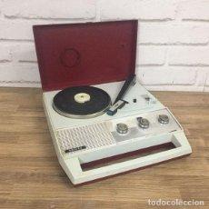 Radios antiguas: RADIO TOCADISCOS PICK UP PHILLIPS 1971-1973 FUNCIONANDO 100%. Lote 198956685