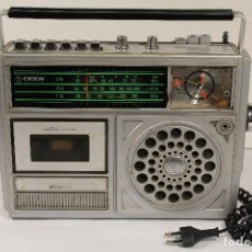 Radios antiguas: RADIOCASETTE ORION MODEL 1CRC - JAPON - 1976. Lote 222794356