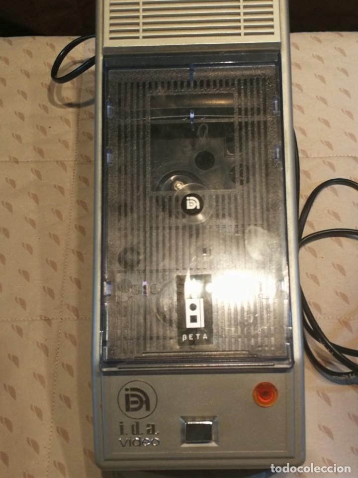 REBOBINADOR CASSETTE I. D. A. (Radios, Gramófonos, Grabadoras y Otros - Transistores, Pick-ups y Otros)