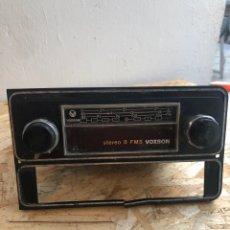 Radios antiguas: STEREO 8 FMS VOXSON. Lote 199413537