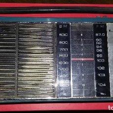 Radios antiguas: RADIO LAVIS MODELO 426 AM/FM. FUNCIONA.. Lote 199487525