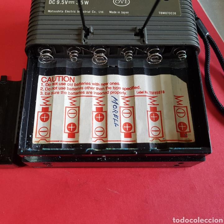 Radios antiguas: TELEVISIÓN PORTÁTIL PANASONIC MINIVISION - Foto 10 - 199498258