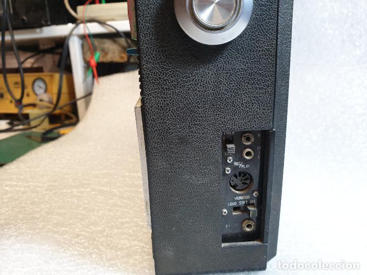 Radios antiguas: RADIO CASSETTE SANYO MODELO MR-4112F - Foto 10 - 199955235
