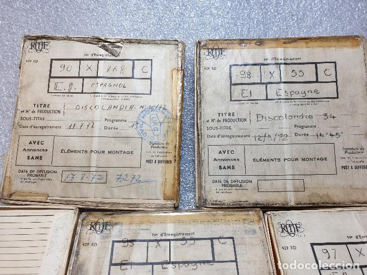Radios antiguas: LOTE DE 23 BOBINAS DE AUDIO - Foto 18 - 199956981