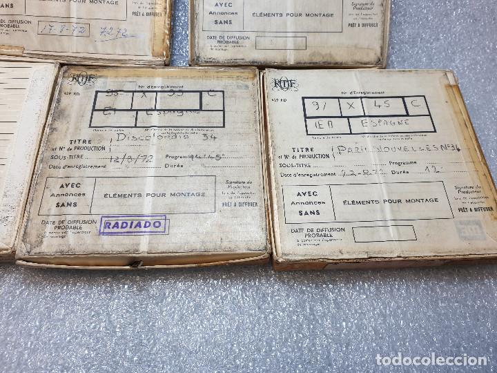 Radios antiguas: LOTE DE 23 BOBINAS DE AUDIO - Foto 19 - 199956981