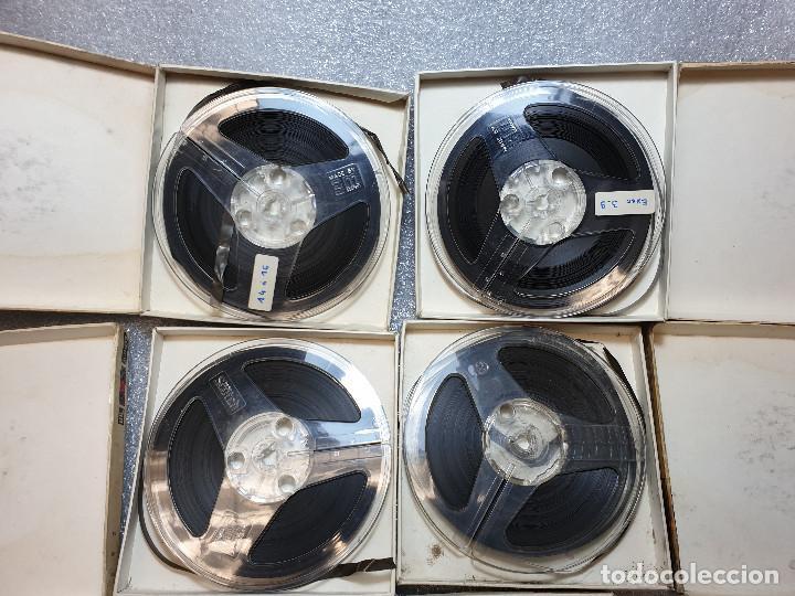 Radios antiguas: LOTE DE 23 BOBINAS DE AUDIO - Foto 23 - 199956981