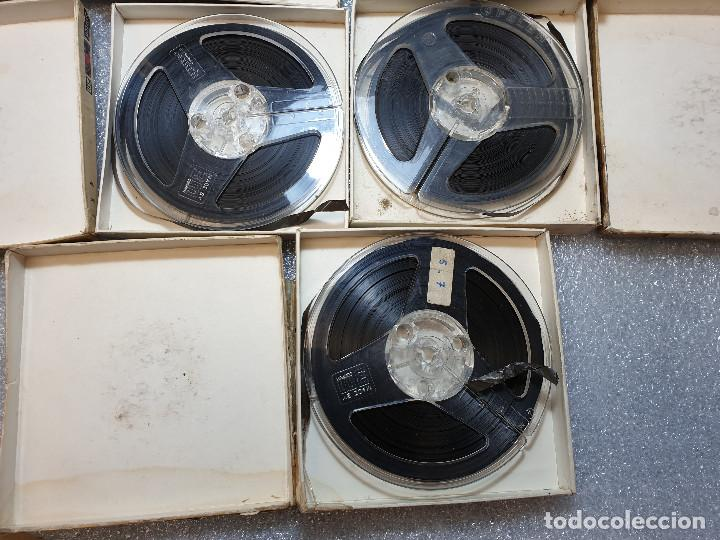 Radios antiguas: LOTE DE 23 BOBINAS DE AUDIO - Foto 24 - 199956981