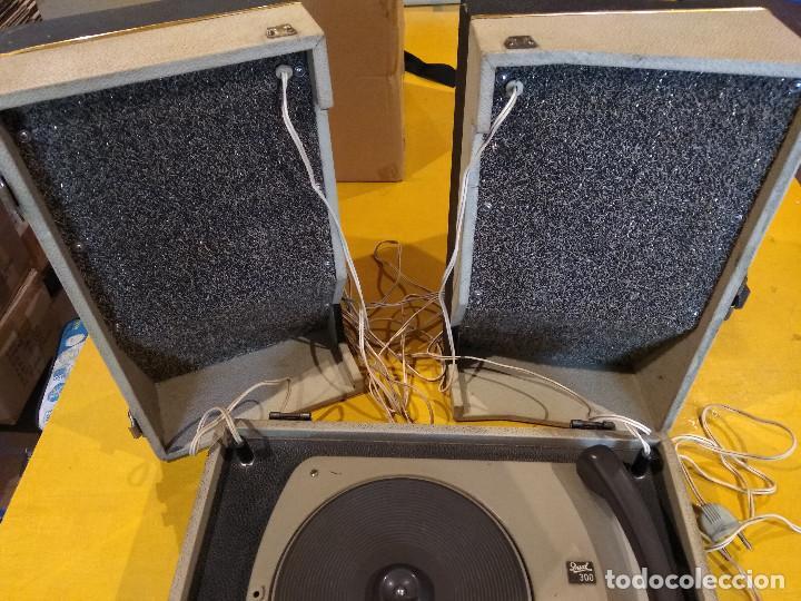 Radios antiguas: MALETÍN TOCADISCOS IBERIA - Stereo - Vintage años 50 / 60 - Foto 3 - 200053248