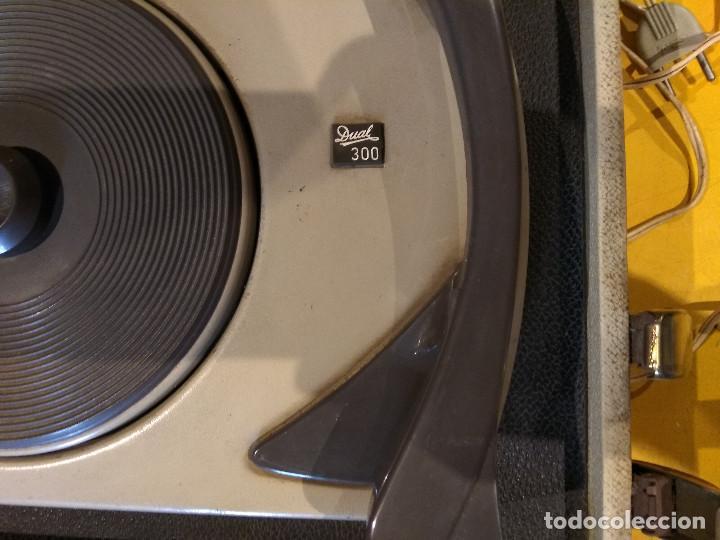Radios antiguas: MALETÍN TOCADISCOS IBERIA - Stereo - Vintage años 50 / 60 - Foto 5 - 200053248