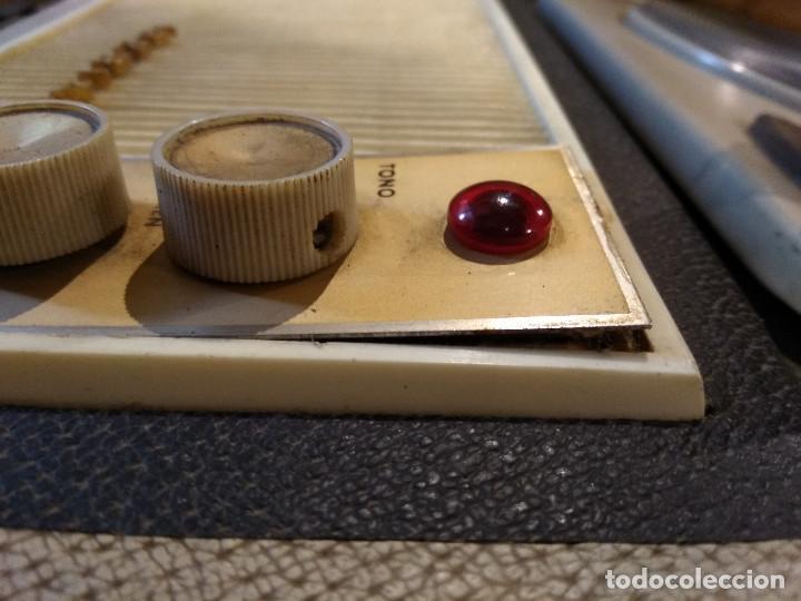 Radios antiguas: MALETÍN TOCADISCOS IBERIA - Stereo - Vintage años 50 / 60 - Foto 6 - 200053248