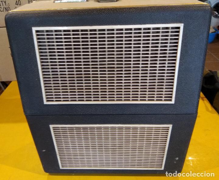 Radios antiguas: MALETÍN TOCADISCOS IBERIA - Stereo - Vintage años 50 / 60 - Foto 11 - 200053248