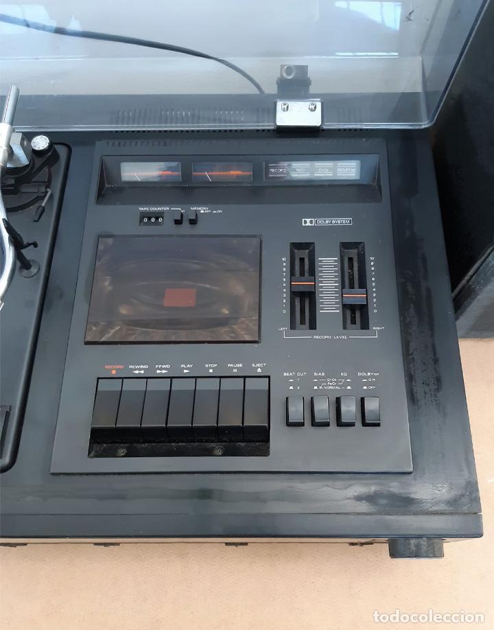 Radios antiguas: TOCADISCOS FISHER MCE-4025 Y ALTAVOCES SME-160. AÑOS 70 - Foto 4 - 200099313
