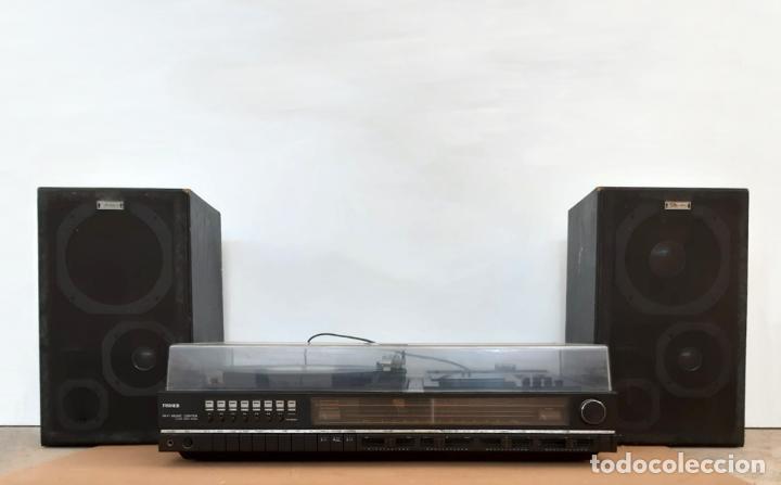 Radios antiguas: TOCADISCOS FISHER MCE-4025 Y ALTAVOCES SME-160. AÑOS 70 - Foto 8 - 200099313