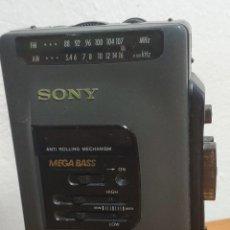 Radios antiguas: VINTAGE SONY STEREO WALKMAN WM FX34. Lote 200241801