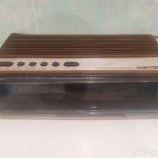Radios antiguas: ANTIGUO RADIO/DESPERTADOR VINTAGE AURITONE AÑOS 70. Lote 200305435