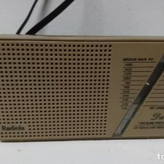 Radios antiguas: RADIO TRANSISTOR RADIOLA D1016. Lote 200342172