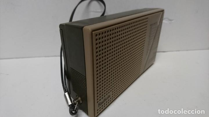 Radios antiguas: Radio transistor Radiola D1016 - Foto 4 - 200342172