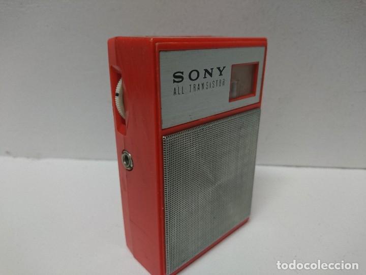 Radios antiguas: Radio transistor Sony 2R-28 - Foto 5 - 200586772