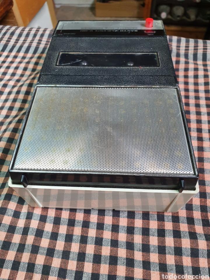 Radios antiguas: Cassette santo m-48 m, tape recorrer, lo que muestran las fotografías. - Foto 6 - 200814185