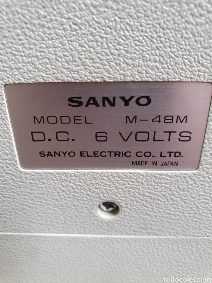Radios antiguas: Cassette santo m-48 m, tape recorrer, lo que muestran las fotografías. - Foto 9 - 200814185