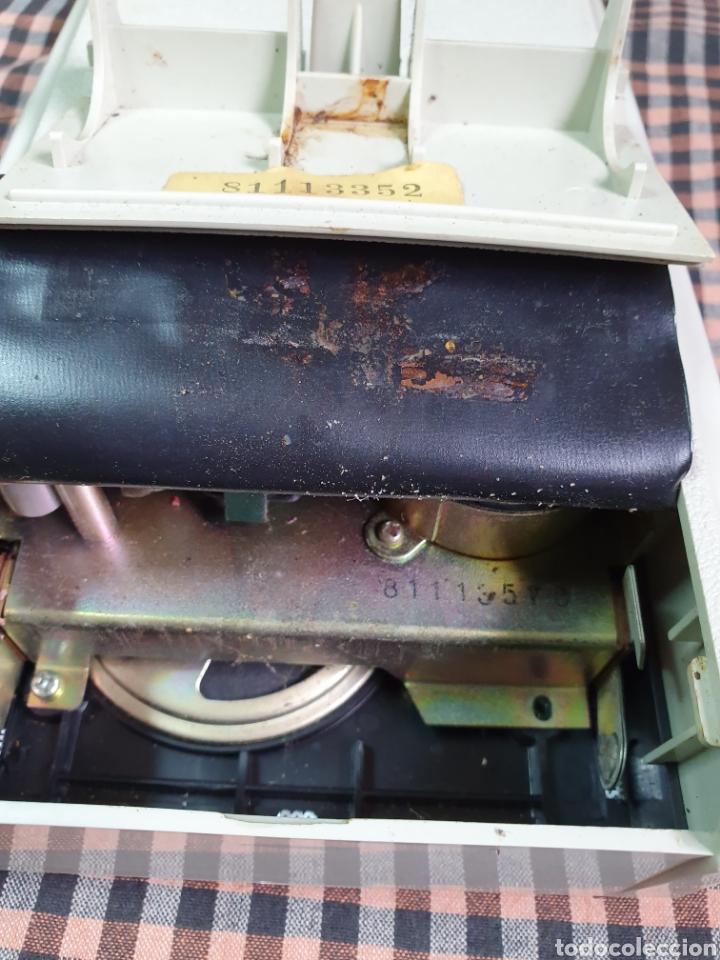 Radios antiguas: Cassette santo m-48 m, tape recorrer, lo que muestran las fotografías. - Foto 10 - 200814185