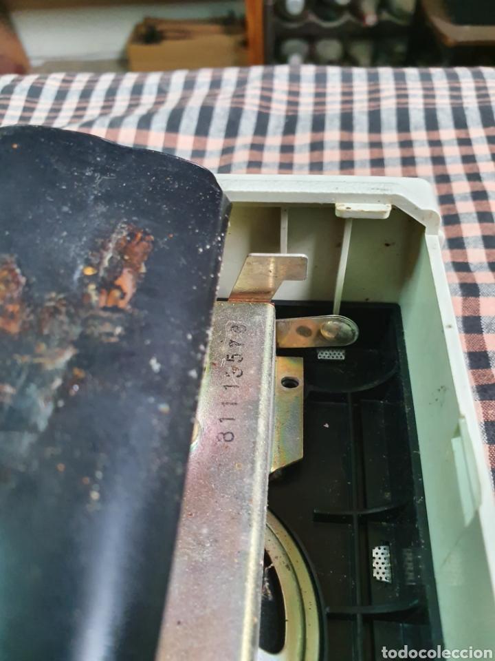 Radios antiguas: Cassette santo m-48 m, tape recorrer, lo que muestran las fotografías. - Foto 12 - 200814185