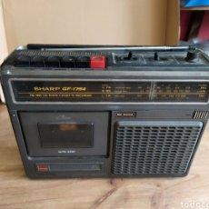 Radios antiguas: RADIO CASSETTE SHARP. Lote 200815206